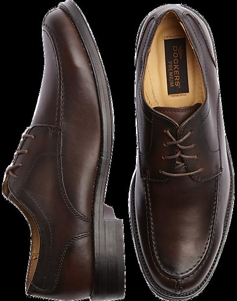 35cab3b0a68d Dockers® Brown Split-Toe Dress Shoes - Men s Shoes