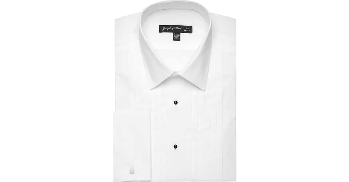 Tuxedos men 39 s formal wear attire men 39 s wearhouse for Tuxedo shirt black buttons