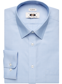 3-Pack Joseph Abboud Blue Classic Fit Dress Shirt