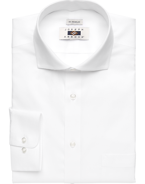 c92e647f7df5 Joseph Abboud White Dress Shirt - Men's Shirts | Men's Wearhouse