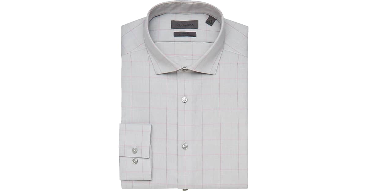 Calvin Klein Dress Shirts - Men's Dress Shirts | Men's Wearhouse