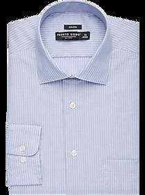 0487a10a00fd Mens Home - Pronto Uomo Gray Stripe Dress Shirt - Men s Wearhouse