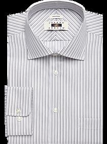White Stripe Shirt | Mens Wearhouse