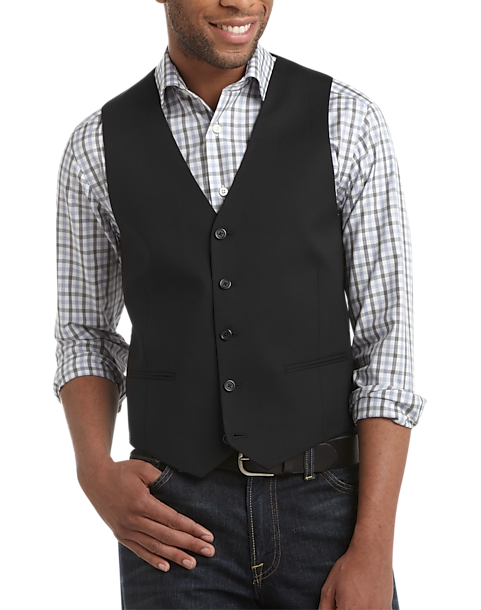 Suit separates allow you to choose coat, vest, and pant sizes separately for an ideal fit. Pair this vest with its matching coat and pant (sold separately) for a perfectly coordinated bestyload7od.cf% wool with satin bestyload7od.cf-button bestyload7od.cfable back bestyload7od.cf bestyload7od.cfng slacks and coat sold bestyload7od.cf Clean Only.