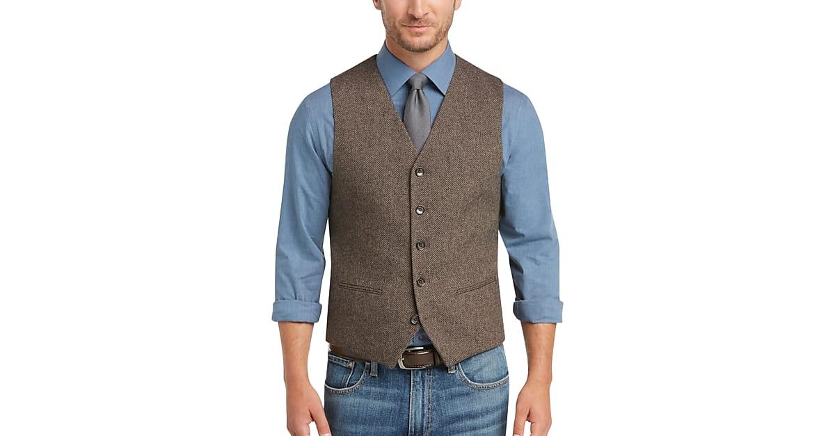 Men's Vests, Dress Vests, Casual Vests, Vest Jackets | Men's Wearhouse