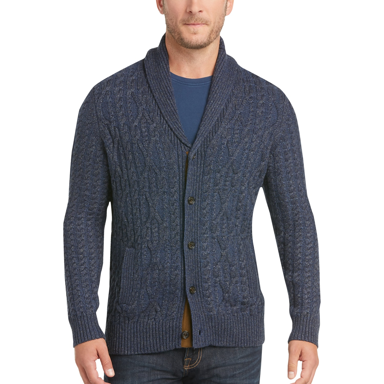 Men's Sweaters - Polo, Button up, Turtlenecks | Men's Wearhouse
