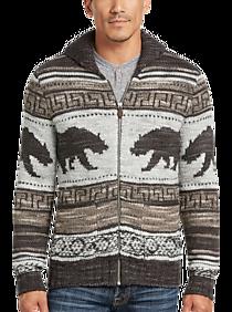 Big & Tall Cardigans, Men's Cardigan Sweaters in XL Sizes | Men's ...