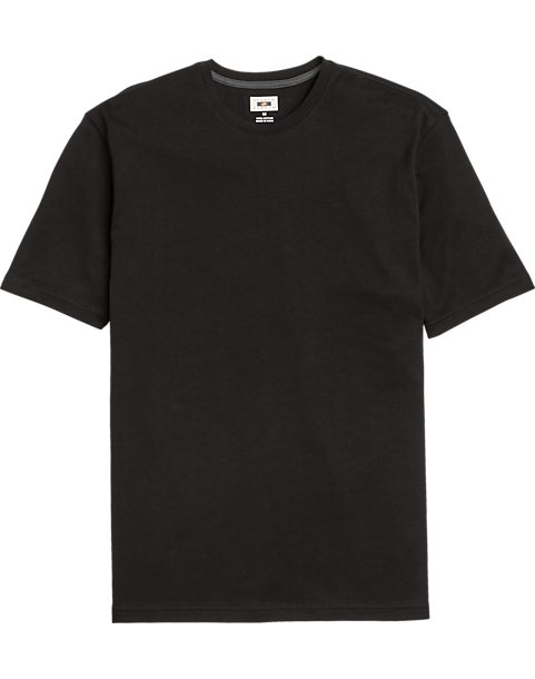 d94ea154288 Joseph Abboud Black T-Shirt - Men's Shirts | Men's Wearhouse