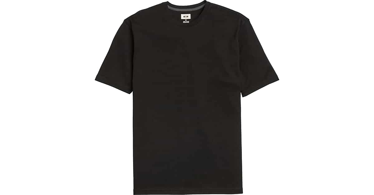 8fb04cadb Joseph Abboud Black T-Shirt - Men's Shirts | Men's Wearhouse