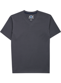 e4c7b7b582b0 JOE Joseph Abboud Black V-Neck T-Shirt