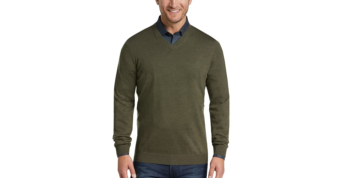 92545d3fdbf Men s Big   Tall Sweaters - Cashmere