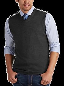 Mens Merino Wool Vest | Mens Wearhouse