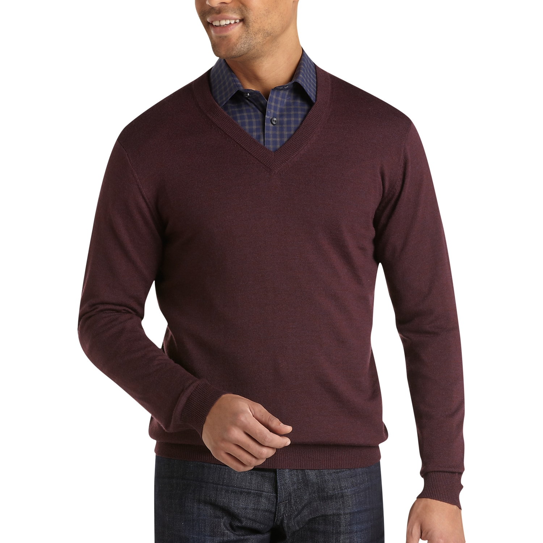 Maroon Sweater | Her Sweater