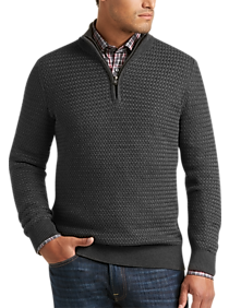 Soft Cotton Sweater | Mens Wearhouse