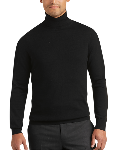Merino Wool Turtleneck Sweater Joseph