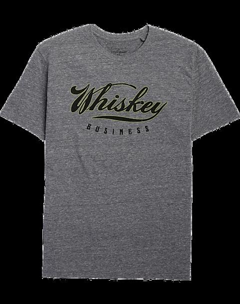 6aab97b1c Lucky Brand Whiskey Heather Gray T-Shirt - Men's Shirts   Men's ...