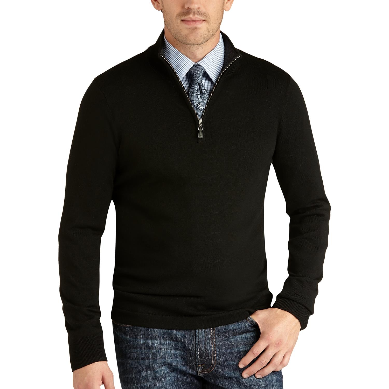 Men's Big & Tall Sweaters - Cashmere, Turtlenecks in XL   Men's ...