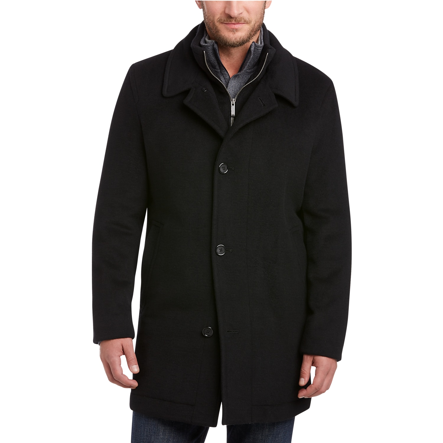 Big & Tall Men's Casual Jackets & Outerwear | Men's Wearhouse