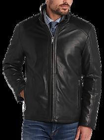 Modern Leather Jacket   Mens Wearhouse