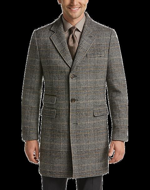 Joseph abboud overcoat