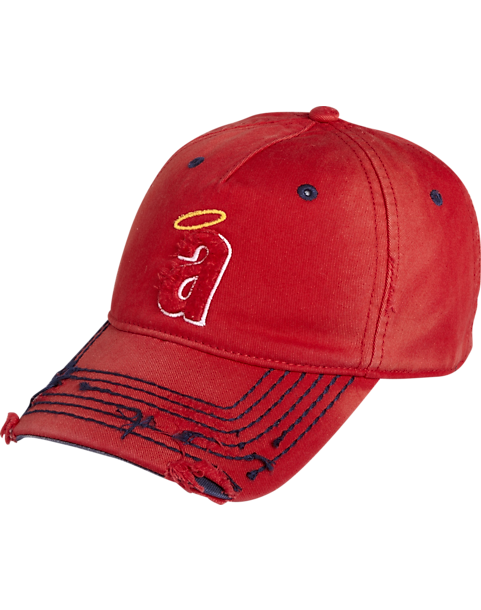 e1866d692 American Needle Red and Navy Angels Vintage Baseball Cap - Men s ...