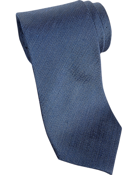 6a3ad7efd9ed Awearness Kenneth Cole Navy Narrow Tie - Men's Accessories | Men's ...