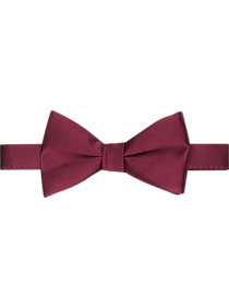e9a1e8dec421 Mens Bow Ties, Tuxedos & Formalwear - Pronto Uomo Pre-Tied Formal Bow Tie
