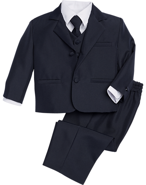 2a7ab23bc0 Peanut Butter Collection Toddler's Tuxedo, Navy
