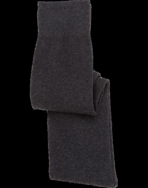 19a8ea39bdb44 Single Over the Calf Sock Charcoal - Mens Home - Men's Wearhouse