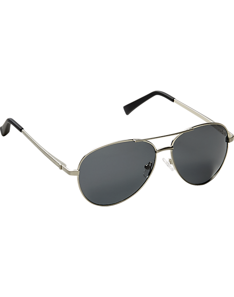 c9fa721890 Joseph Abboud Gray Aviator Sunglasses - Men s Accessories