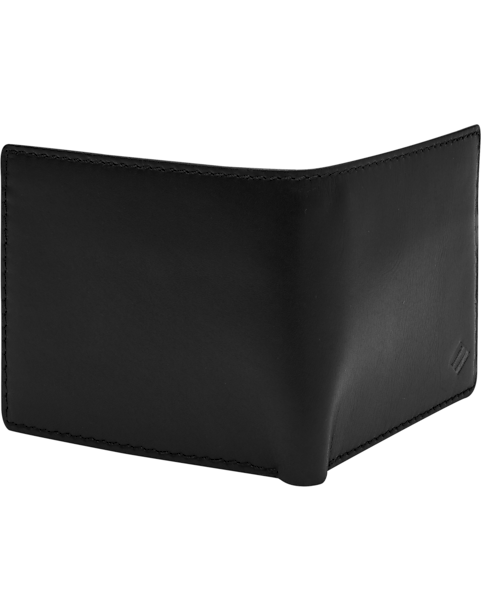 1027755c5b82d Joseph Abboud Black Bi-Fold Wallet - Men s Accessories
