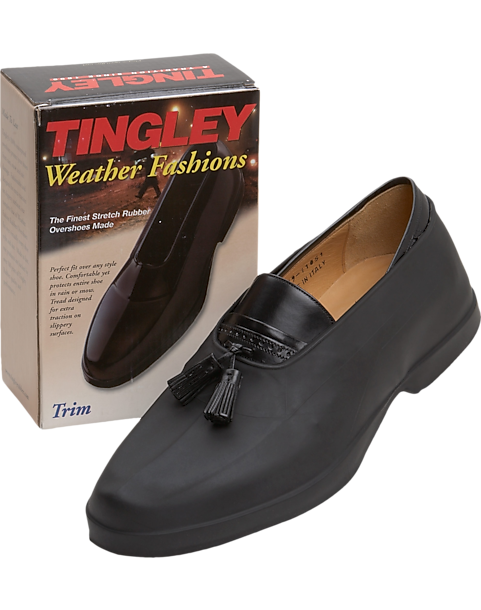 1d02c294db0260 Tingley Weather Fashions Rubber Overshoes - Men s Accessories ...