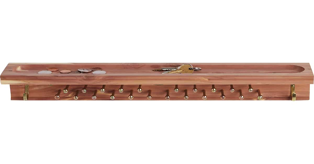 Men's Wearhouse Red Cedar Tie and Belt Accessory Rack - Men's Accessories | Men's Wearhouse