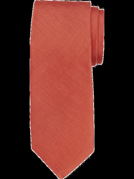 Egara Rust Skinny Tie