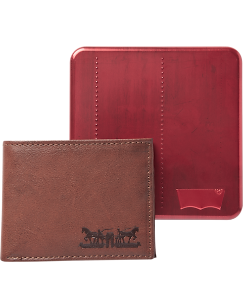 bff16ccd9f7 Levi s® Brown Wallet - Men s Accessories