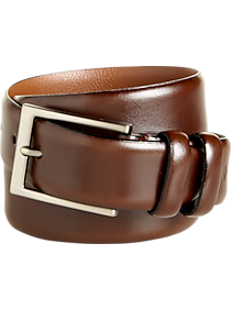 2-Pk. Joseph Abboud Brown Dress Belt