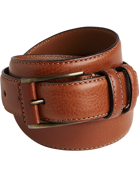 7c610d88e7f63 Joseph Abboud Tan Belt - Mens Home - Men s Wearhouse