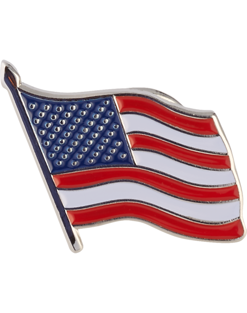ISLE OF MAN /& USA FLAGS ENAMEL LAPEL PIN BADGE