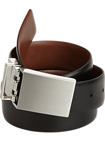 Black and Brown Reversible Belt