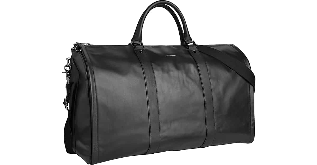 Hook   Albert Black Project 11 Weekender Garment   Duffle Bag - Men s Bags    Luggage  21e7f79b80c35