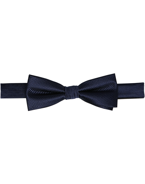 c97f11c732b39 Calvin Klein Dark Blue Thin Bow Tie - Men s Accessories