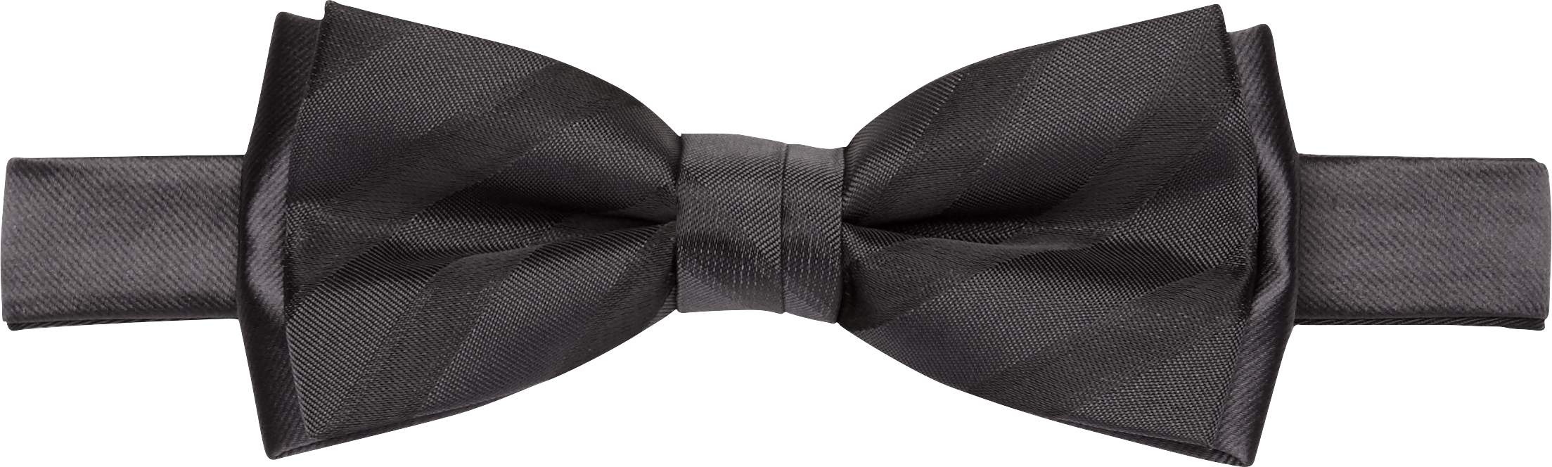 34bce865e075 Calvin Klein Black Small Bow Tie - Mens Home - Men s Wearhouse