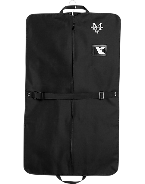 af7d73c3d44 Men s Wearhouse Black Garment Bag - Men s   Men s Wearhouse