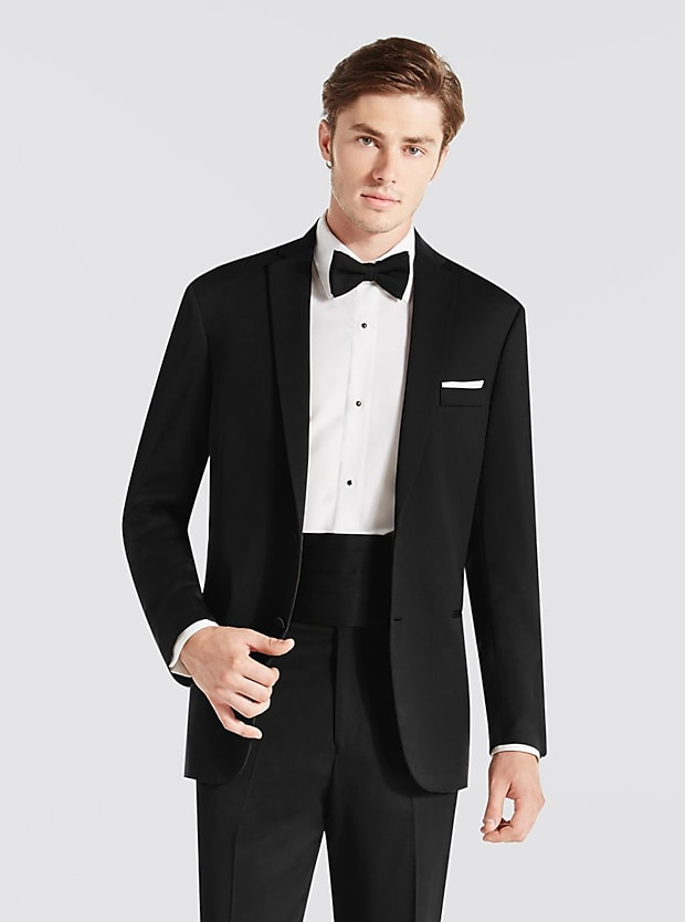 Apr 28,  · Best Answer: Usually $ covers everything for basic tuxes and accessories. The price will fluctuate if you choose designer brands or fancier accessories. The groom's tux is sometimes discounted or free depending on the total number of tuxes being auctionsales.tk: Resolved.