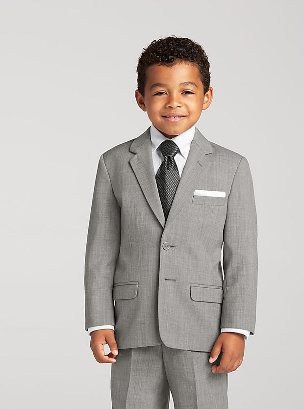 Joseph Feiss Boy S Gray Suit
