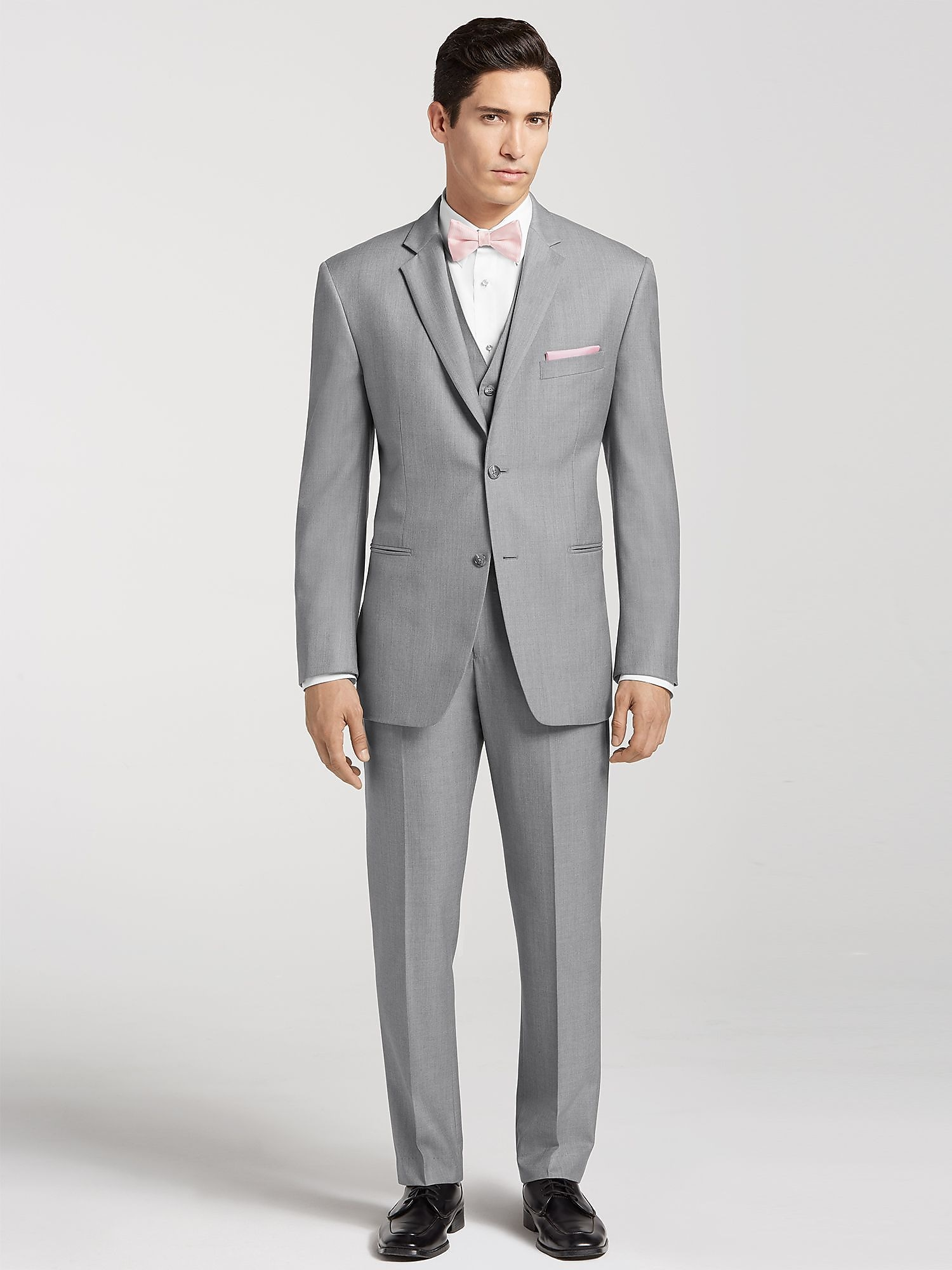 Vintage Men's Gray Suit by Pronto Uomo | Suit Rental | Men's Wearhouse